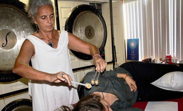 Sound Healing Acutonics
